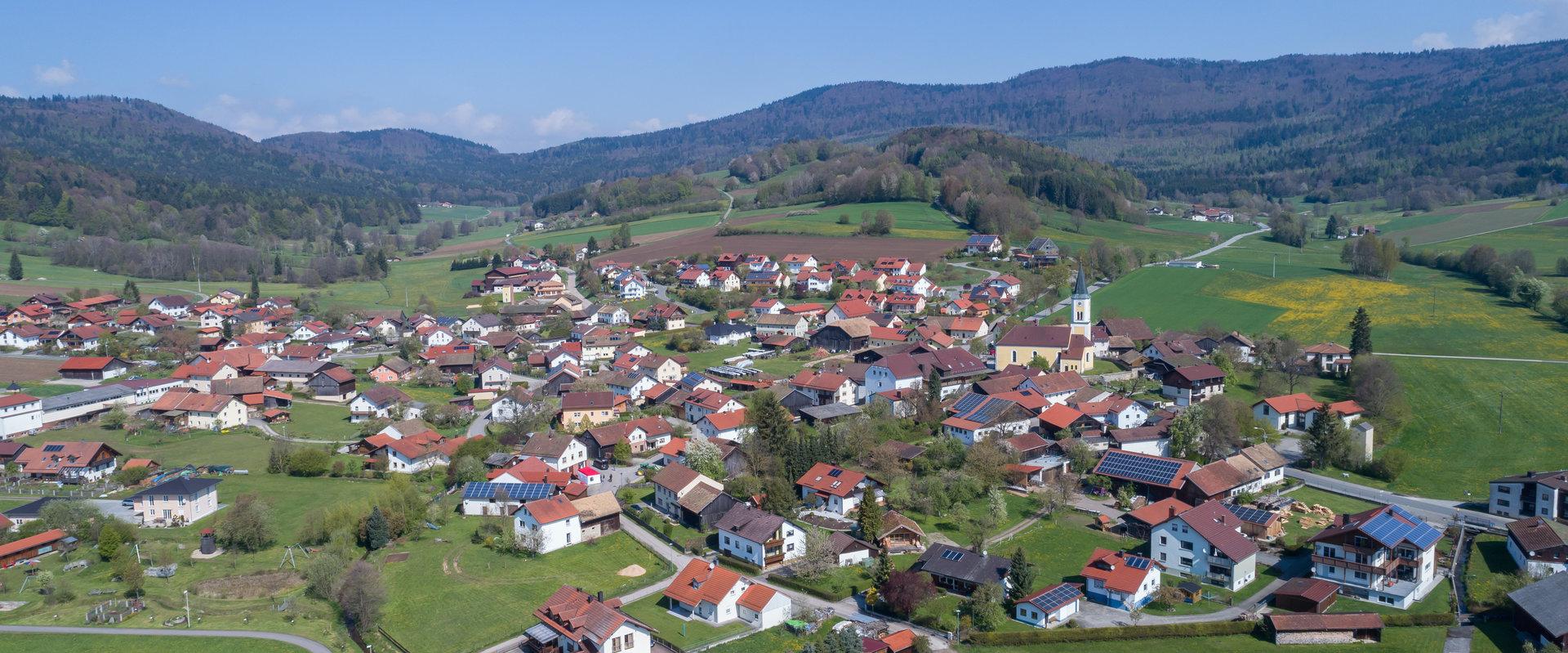Gleissenberg Bayerischen Wald